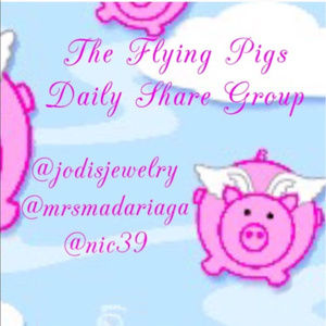 Sun 4/21 - Sat 4/27🐷🐽 Daily Share Group